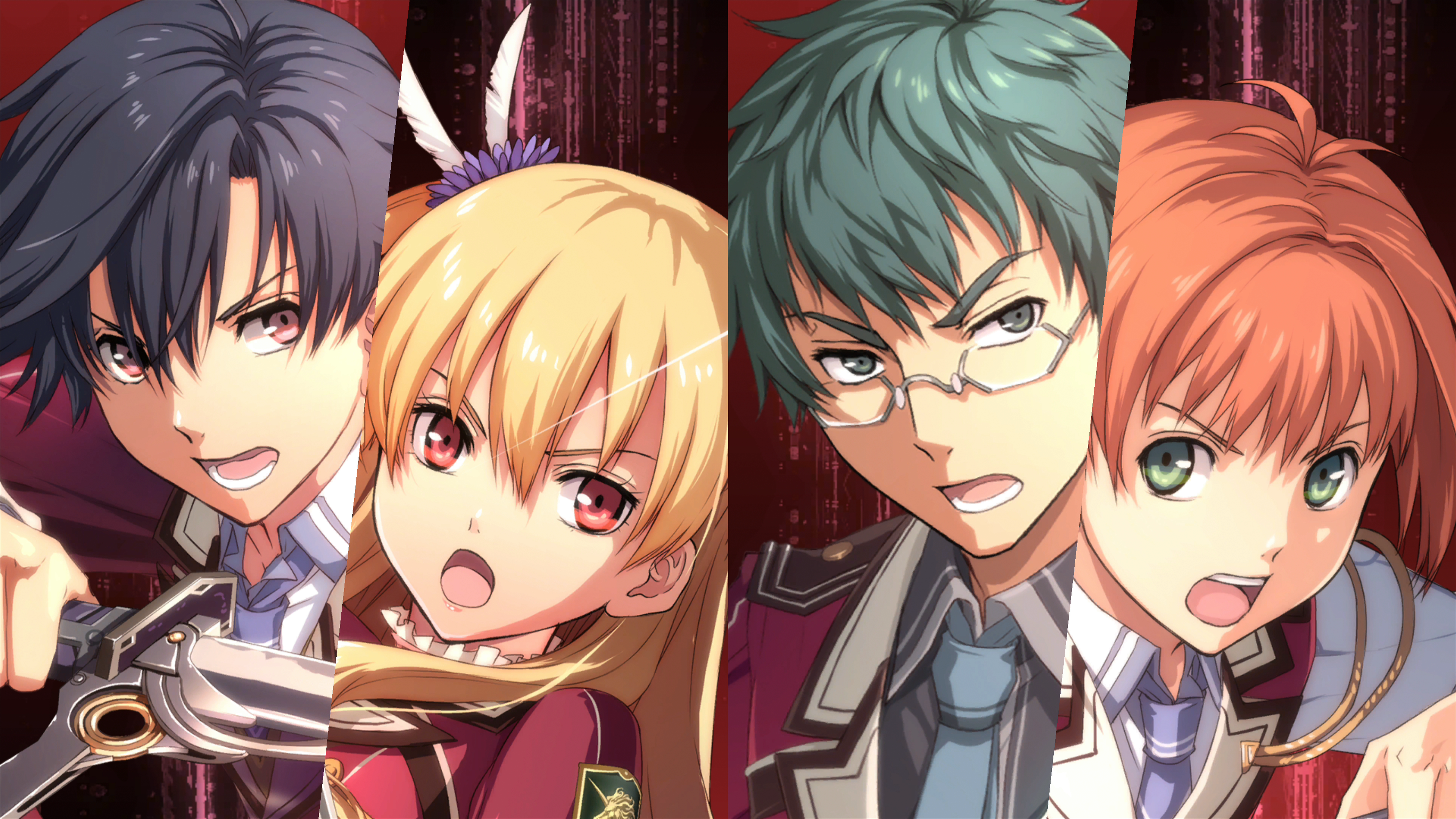 legend of heroes trails of cold steel 4 opening