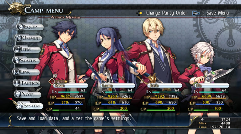 What's new with The Legend of Heroes: Trails of Cold Steel